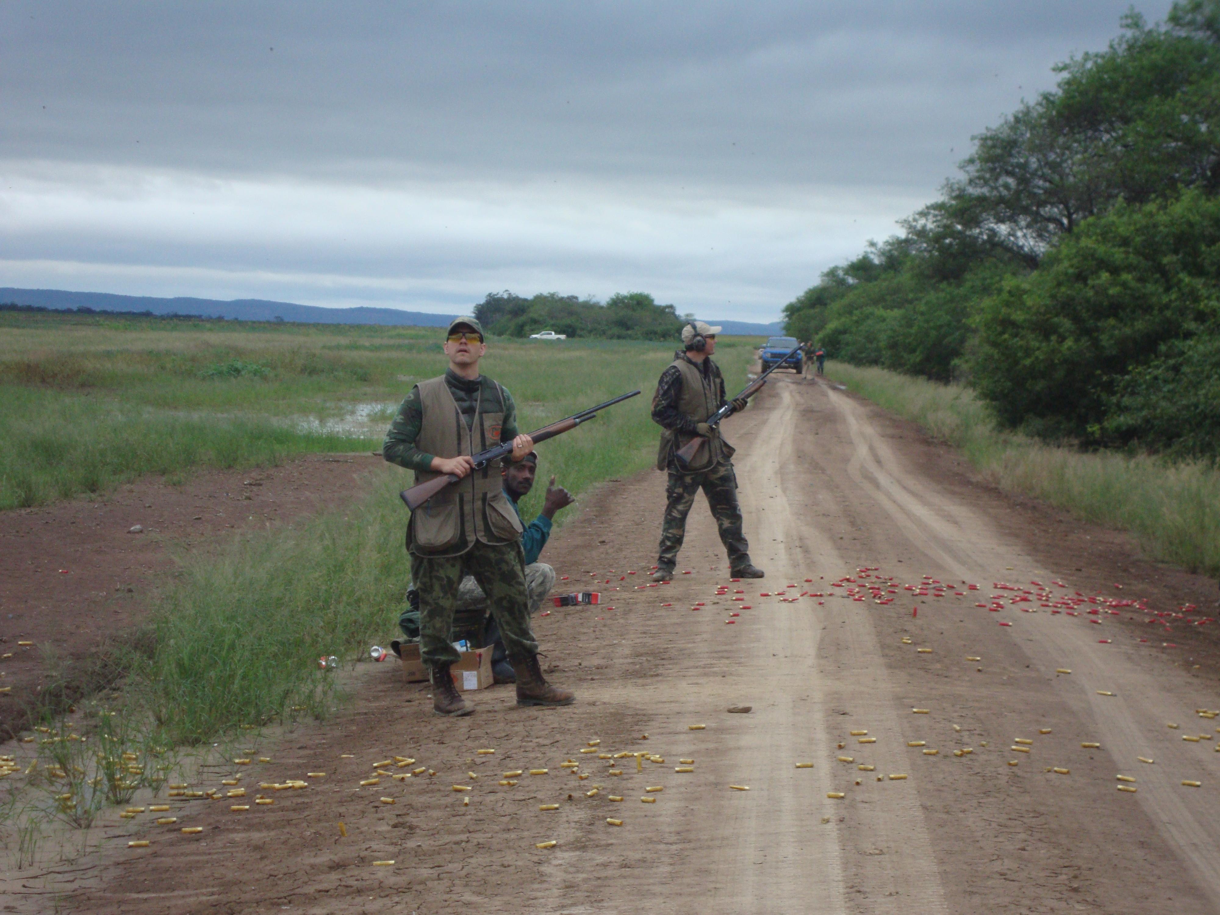 hunting in Bolivia with Trek Safaris