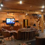 Paul Nelson Farm hunting Lodge with Trek Safaris