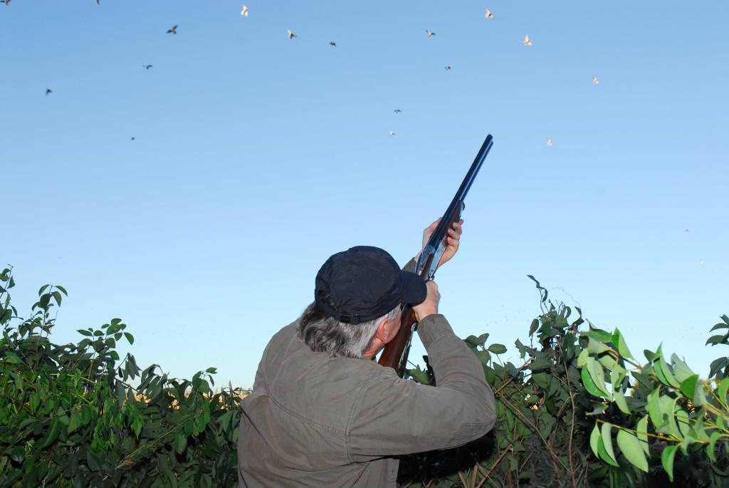 wing-shooting at Le Leyenda Lodge in Bolivia with Trek Safaris