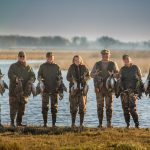 Pampa Lodge Argentina duck hunting waterfowl